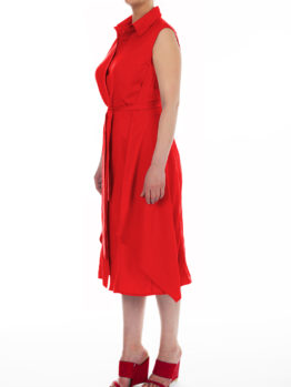Платье-рубашка FluffyAnn Артикул FA012r