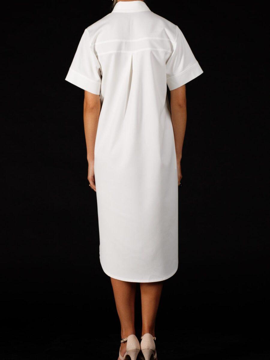 Платье-рубашка FluffyAnn FA004