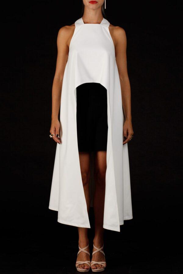 Платье-топ