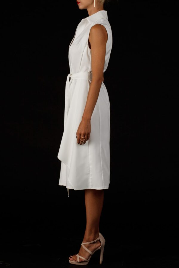 Платье-рубашка FluffyAnn FA012