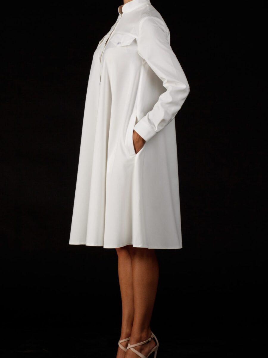 Платье-рубашка FluffyAnn FA007