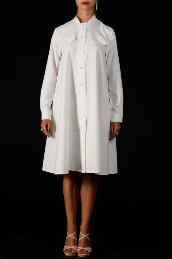 Платье-рубашка FluffyAnn Артикул FA007