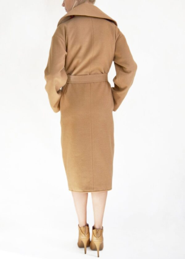 Пальто FluffyAnn FA013k