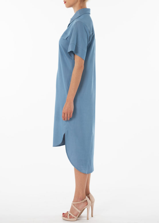 Платье-рубашка FluffyAnn Артикул FA004a