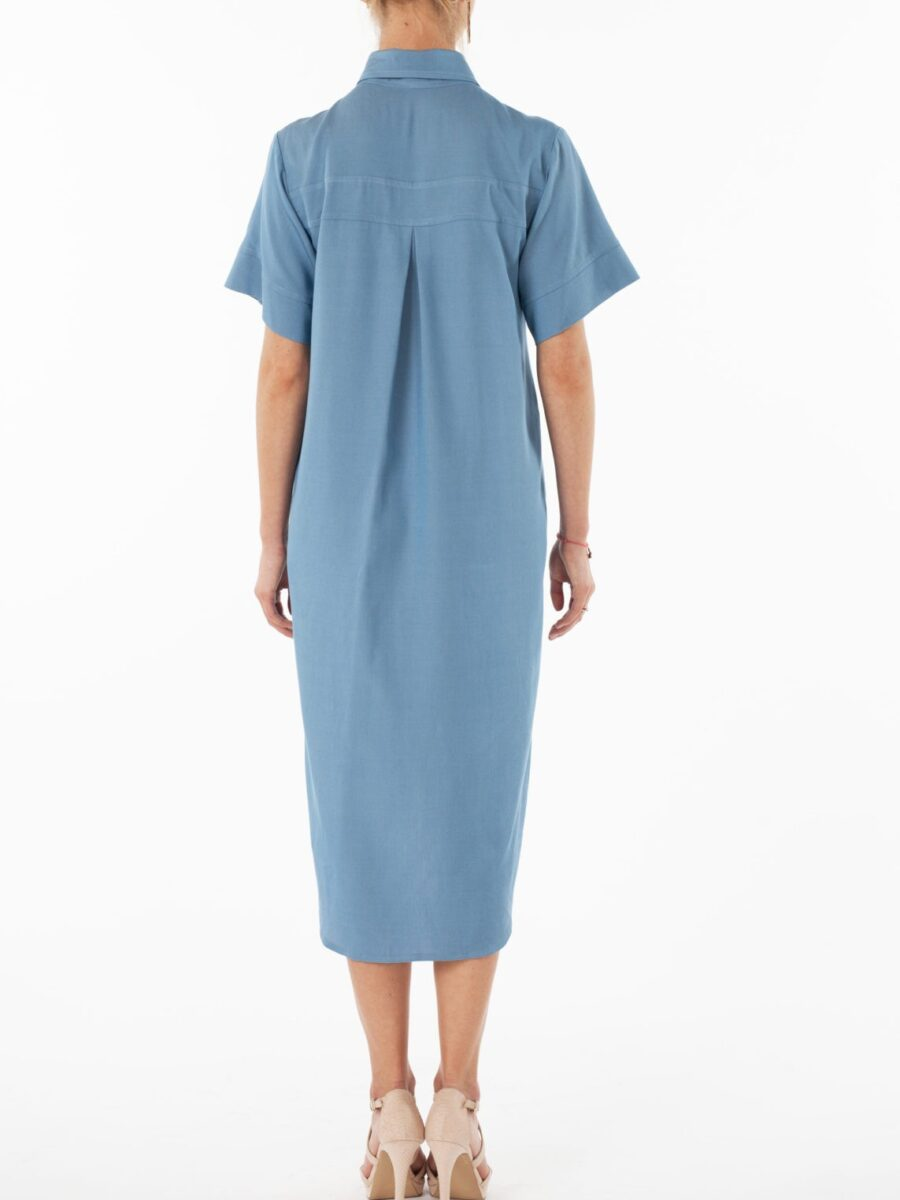 Платье-рубашка FluffyAnn FA004a