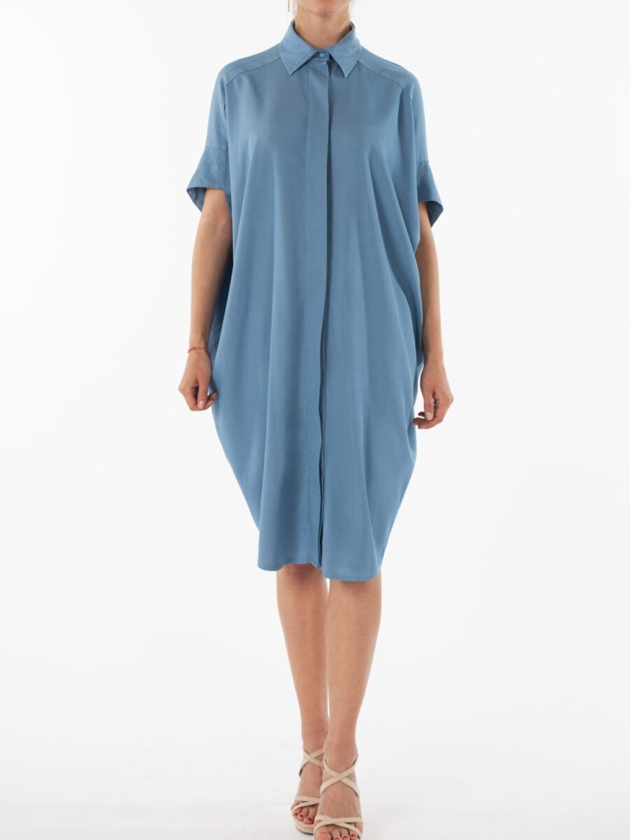 Платье-рубашка FluffyAnn FA008a