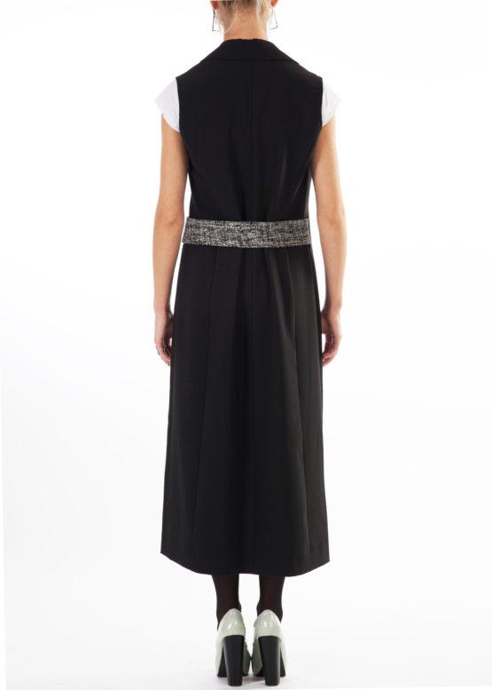 Платье-жилет FluffyAnn Артикул FA029