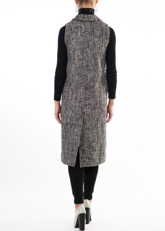 Пальто-жилет FluffyAnn Артикул FA025