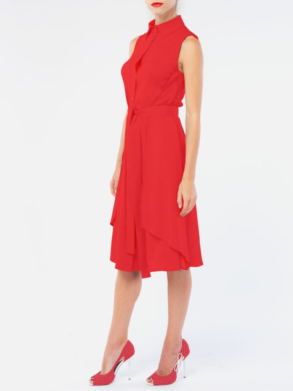 Платье-рубашка FluffyAnn FA012r