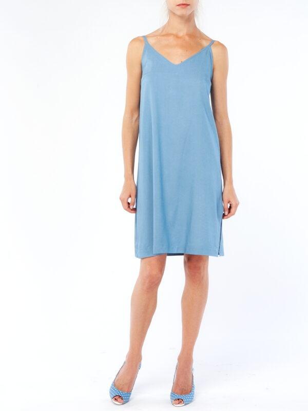 Женское платье-комбинация