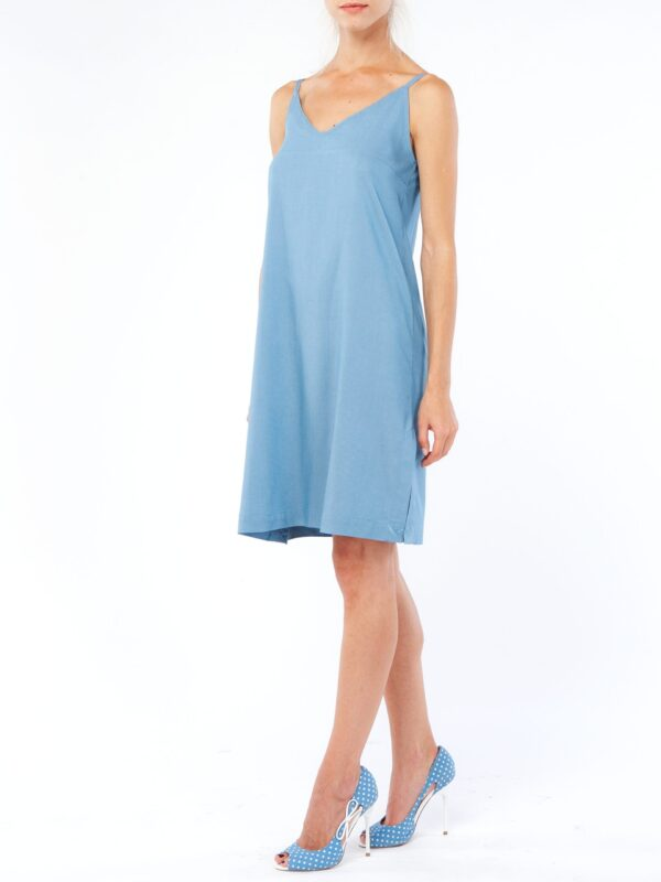 Домашнее платье FluffyAnn FA075