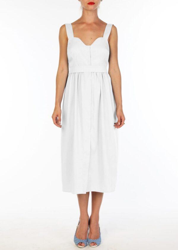 Платье-сарафан FluffyAnn FA054w