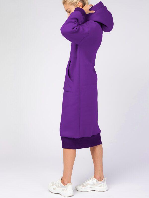 Платье-худи FluffyAnn Sport FAS6f